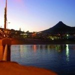 porto santo by night